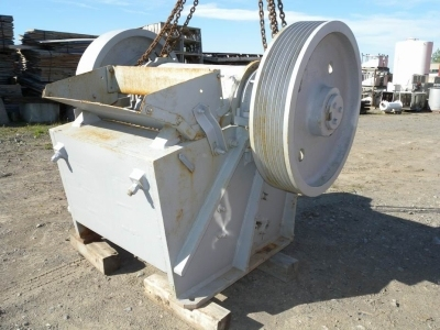 Parker Jaw Crusher