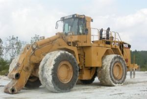 2008 Caterpillar 992G Wheel Loader