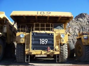 1987 Caterpillar 789 Off Highway Truck