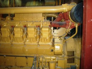 1990 Caterpillar 3516 Generator Sets