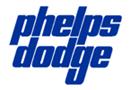 Phelps Dodge Logo