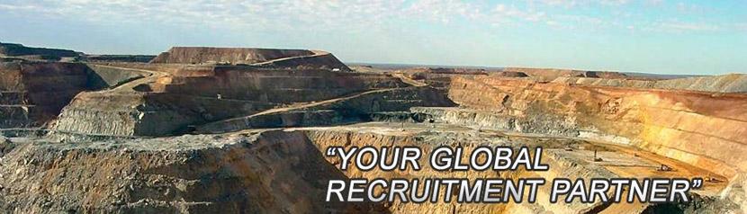 CA Global Mining - Online Mining Job Fair - Where Mining Finds its
