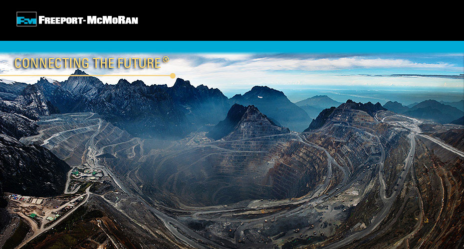 Freeport McMoran - Online Mining Job Fair - Where Mining ...