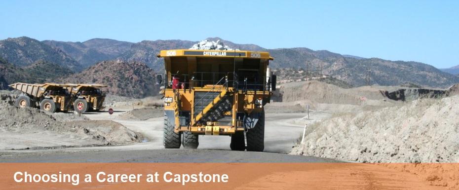 Capstone Mining Corp.