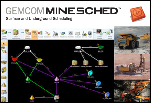 Gemcom MineSched