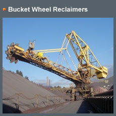 Bucket Wheel Reclaimers