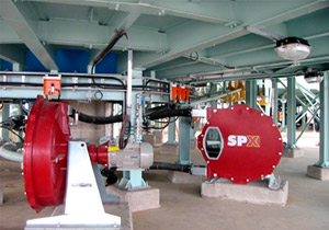 Bredel industrial SPX hose pumps
