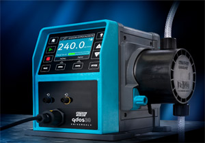 No-valve metering revolution - qdos30 Metering Pumps