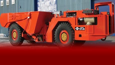 DUX TD26 teledumper